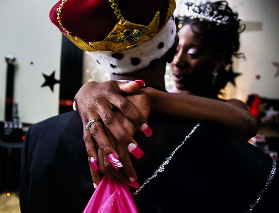 Niesha Bell and Khiry Wright, Prom Queen and King, Have Their Fi
