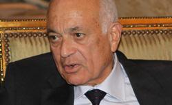Egyptian Foreign Minister Nabil Elaraby.