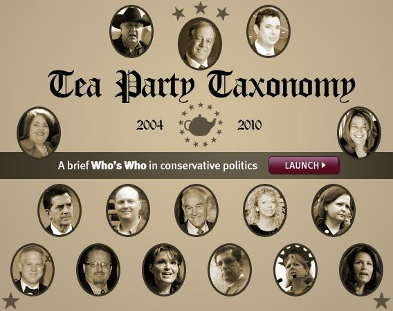 Tea Party Taxonomy. Click image to launch.