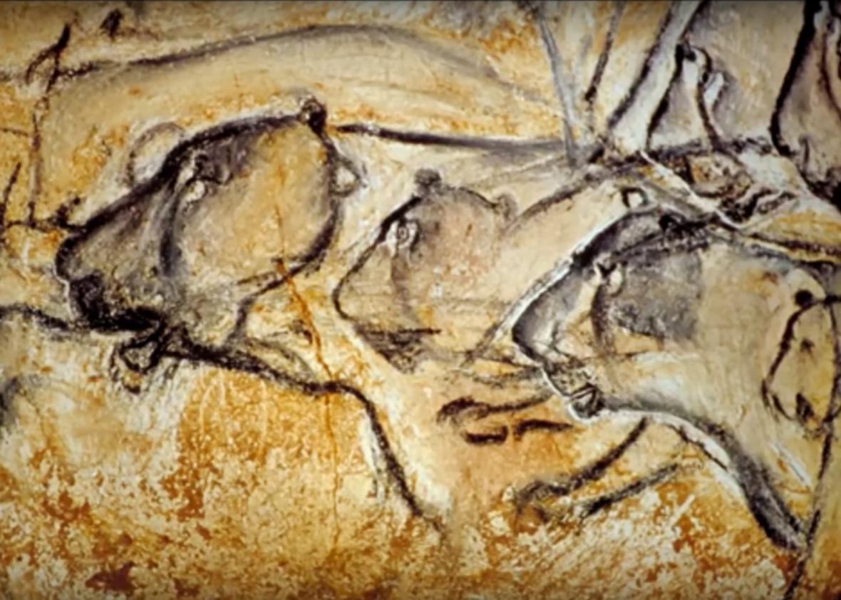 Caverne du Pont d'Arc.