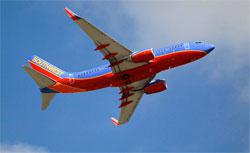 A Southwest airplane. Click image to expand.