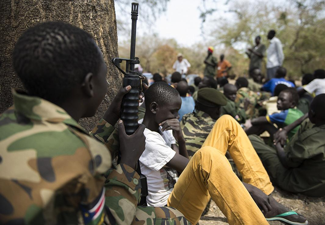 Feb. 10, 2015: Pibor, South Sudan