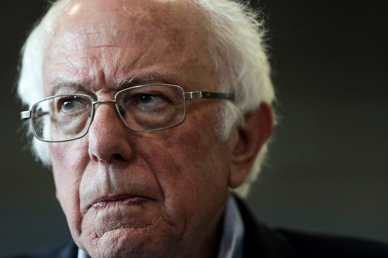 What Are the Chances Sanders Has Another Heart Attack Before November?