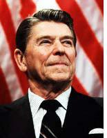 Photograph of Ronald Reagan