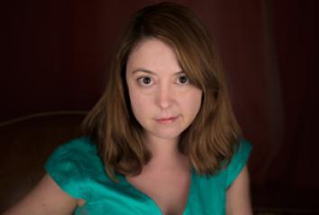 Author Karina Longworth.