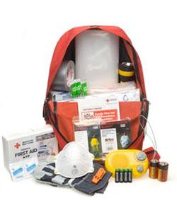 Do you have an emergency kit?