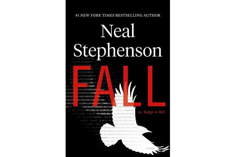 Fall book cover.