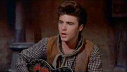 "Ricky Nelson in ""Rio Bravo""."