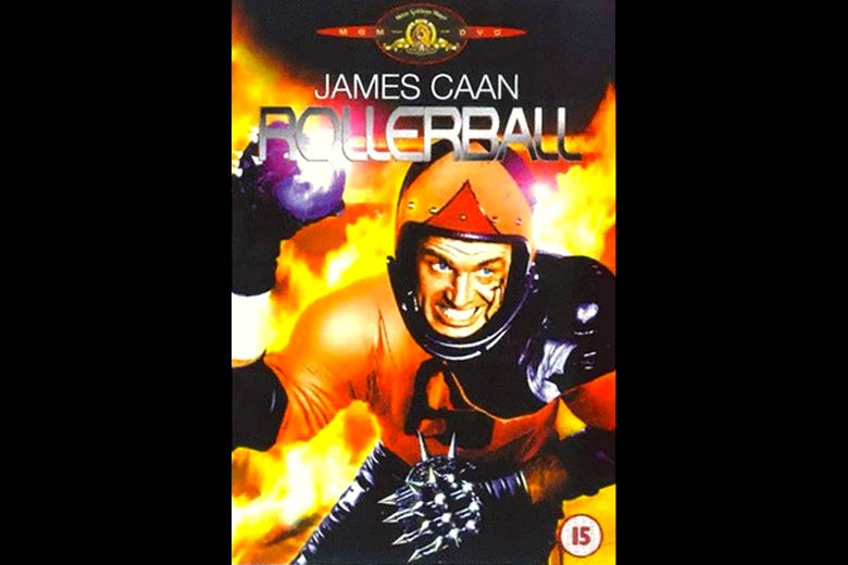 DVD For Rollerball.