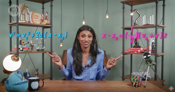 Introducing Crash Course Physics!