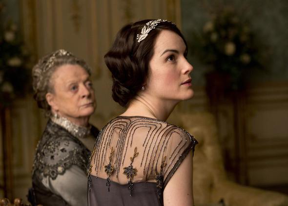 Downton Abbey, season 4.