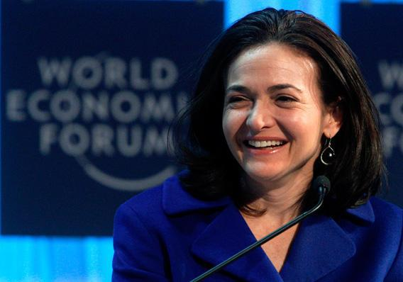 Sheryl Sandberg's Lean In gives contradictory advice