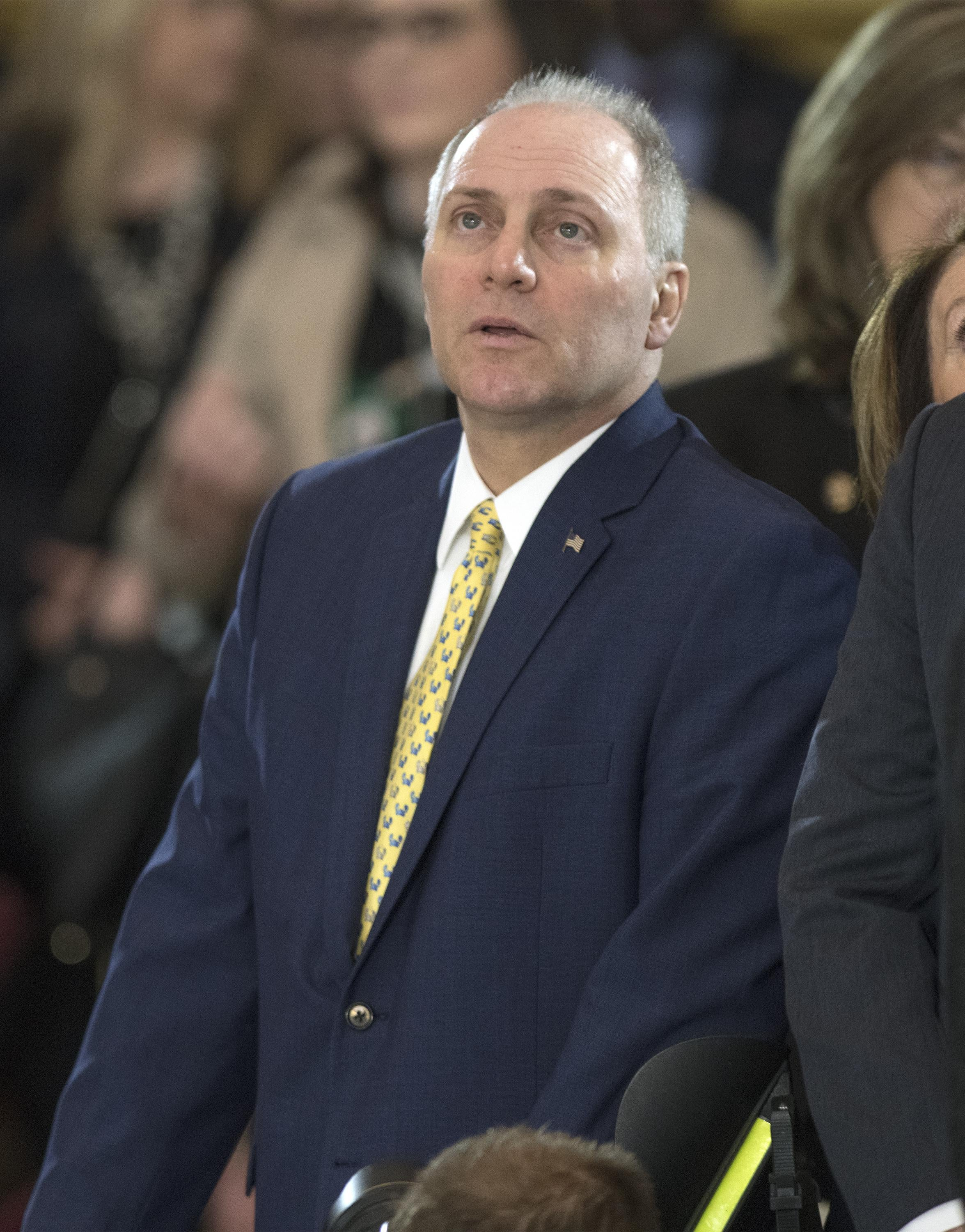 Rep. Steve Scalise.