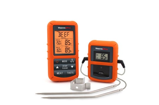 ThermoPro TP20 Wireless Remote Digital Cooking Food Meat Thermometer.