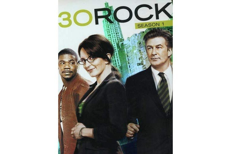 30 Rock Season 1 boxed set.