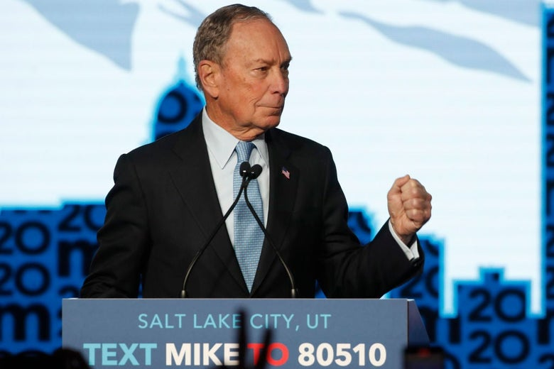 Polling Confirms World-Unanimous Consensus About Bloomberg as Debate Mega-Loser