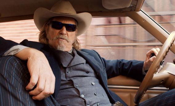 "Jeff Bridges stars as sheriff Roy Pulsifer in ""R.I.P.D."""