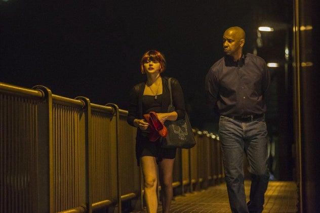 Denzel Washington's New Movie Looks Like Many Other Denzel Washington Movies