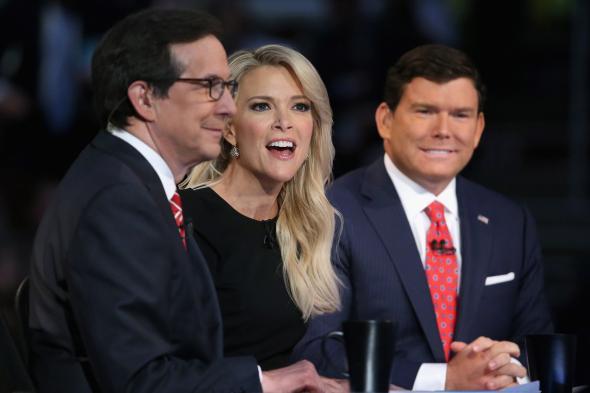 Megyn Kelly Fox News debates.