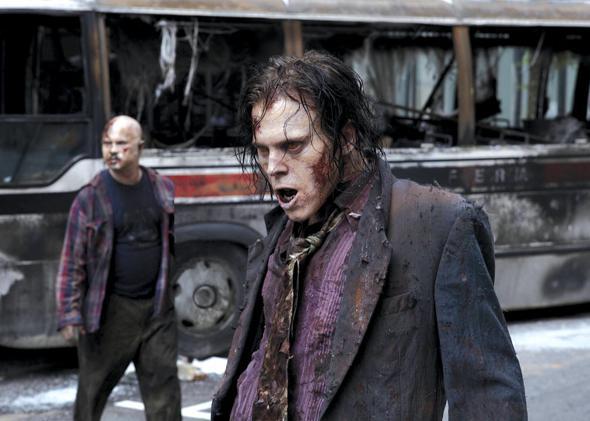The Walking Dead - Season 1 - Episode 01