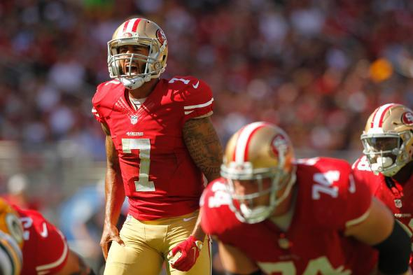 The reasons why Colin Kaepernick should stand during the