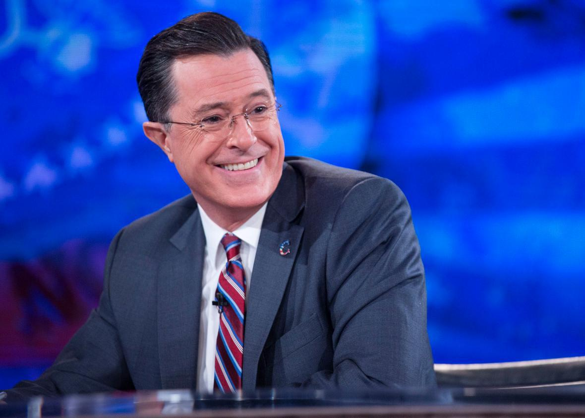 Stephen Colbert, Tolkien nerd