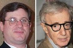 David Epstein and Woody Allen.