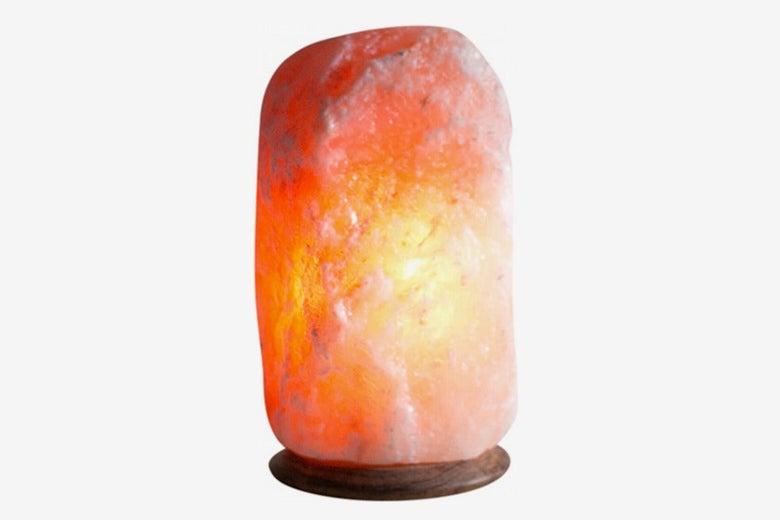 Natural Cut Himalayan Salt Lamp