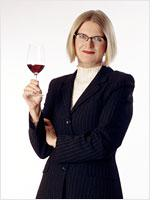 Jancis Robinson, wine writer. Click image to expand.