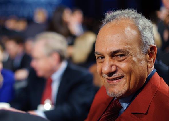 Prince Turki Bin Faisal Al Saud, former Saudi ambassador to the U.S.