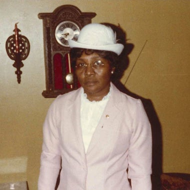 Gertrude Johnson Howard.