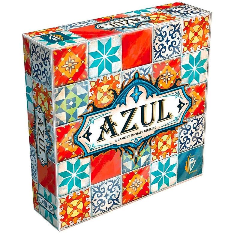 The box of Azul.
