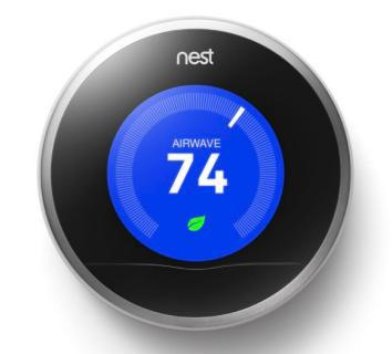 Google buys Nest thermostat company