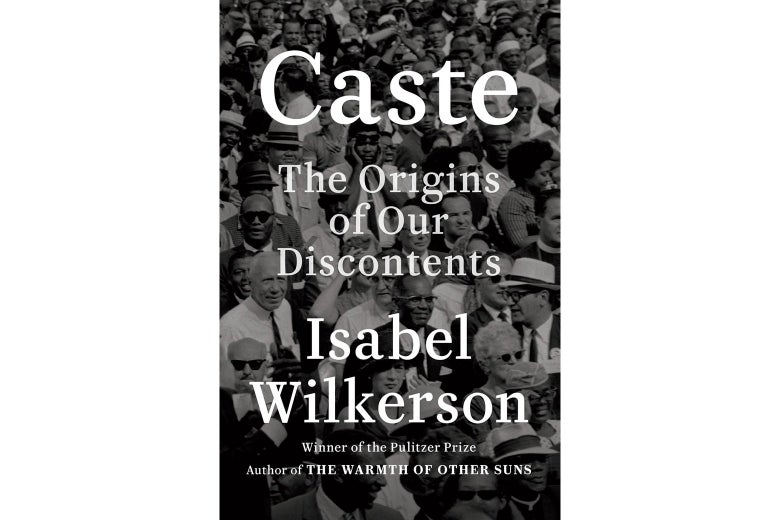 The cover of Caste.
