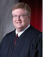 West Virginia Supreme Court Justice Brent Benjamin.