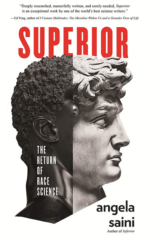 Book cover of Superior