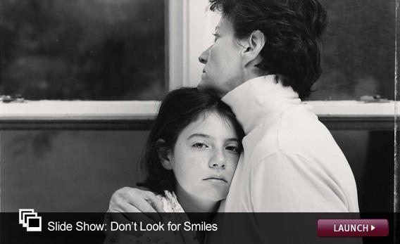 Slide Show: Don't Look for Smiles. Click image to expand.