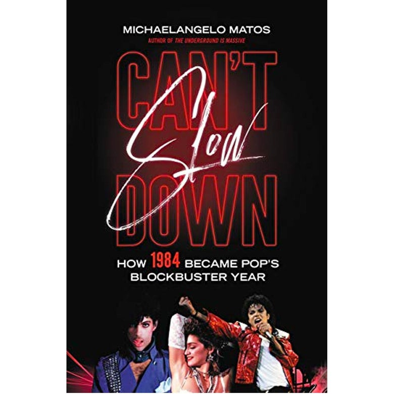 Can't Slow Down book cover