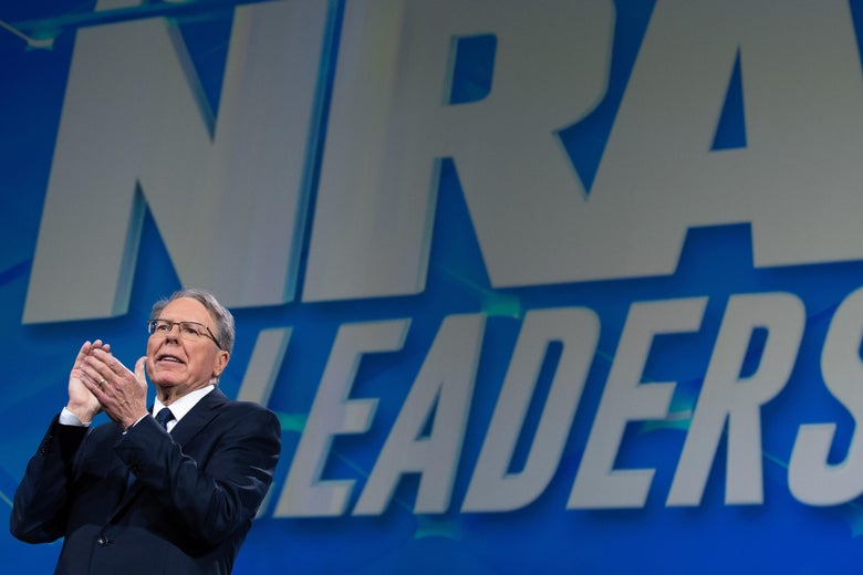 "NRA Sues San Francisco for Declaring It a ""Domestic Terrorist Organization"""