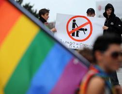 Anti-gay activists. Click image to expand.