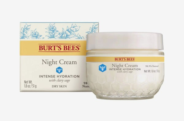 Burt's Bees Intense Hydration Night Cream.