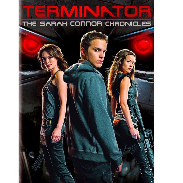 Lena Headey, Thomas Dekker, and Summer Glau.