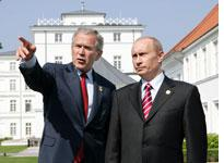 Bush and Putin. Click image to expand.