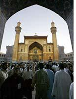 Tomb of Caliph Ali
