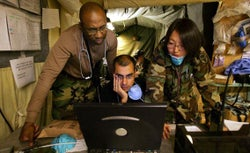 Wht role does cyberwarfare play in America's military future?