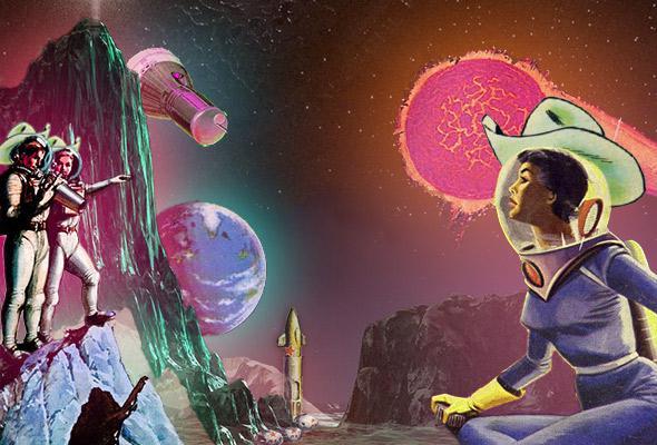 Kickstarter Moon Mining.