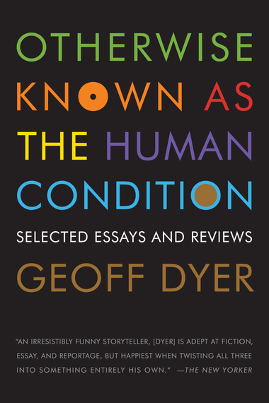 Otherwise Known as the Human Condition book cover.