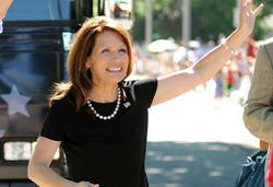 Republican presidential candidate U.S. Rep. Michele Bachmann. Click image to expand.