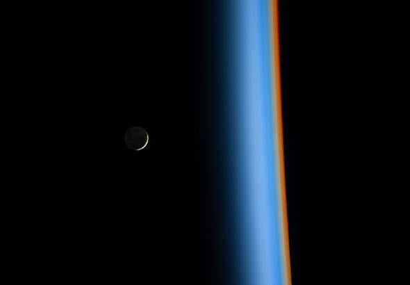Moon from Space