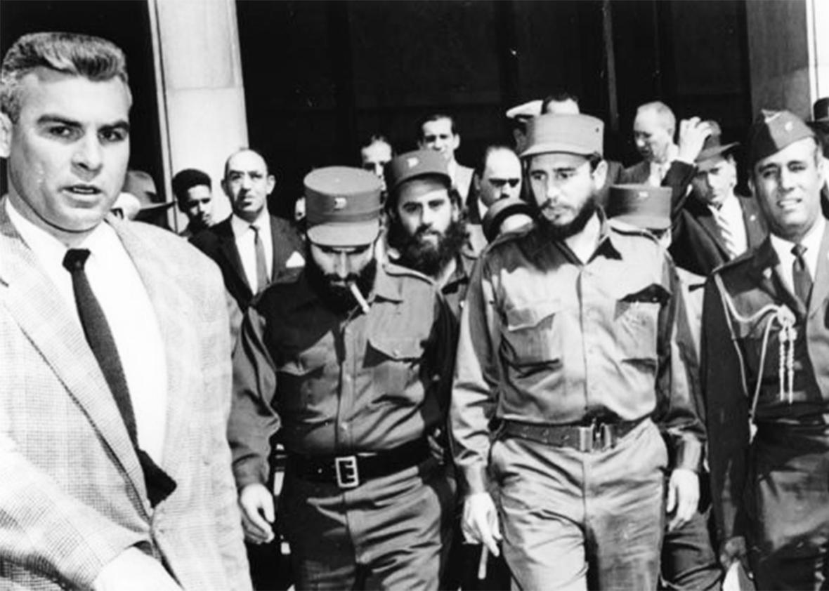 Fidel Castro 1959.